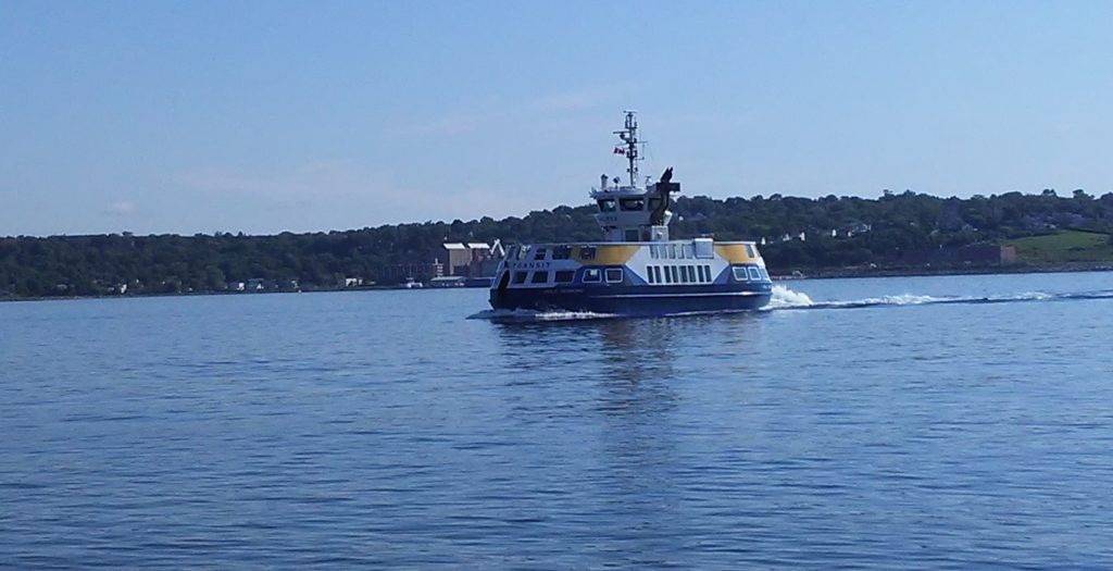 Picture of the Halifax - Dartmouth Ferry