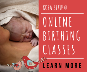 Picture of Kopa Birth banner.